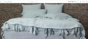 linenshed pure linen quilt & duvet covers